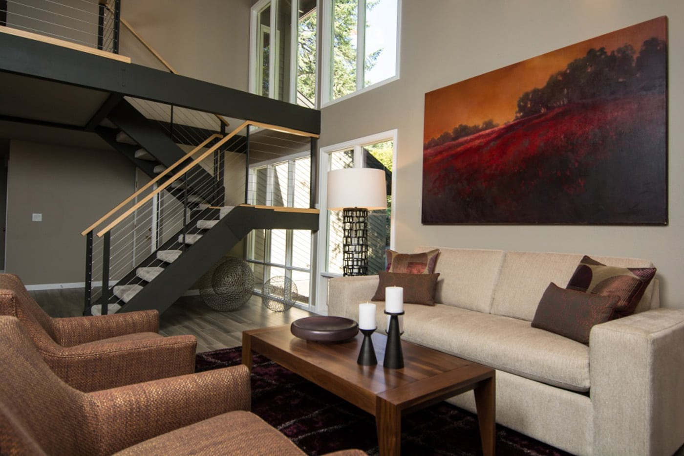 Tualatin Modern Home Pangaea Interior Design